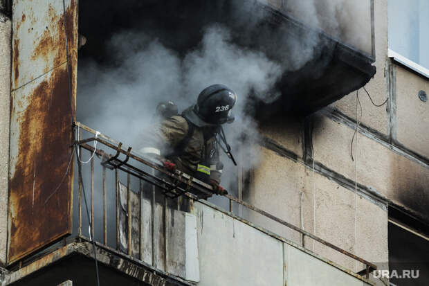 Спасатель дал четыре совета, как ребенку выжить вовремя пожара
