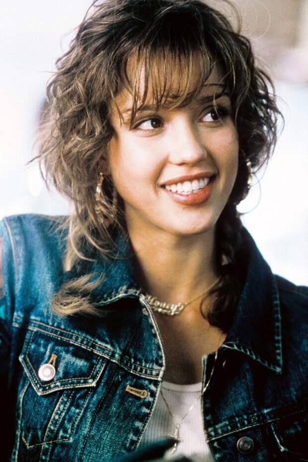 Самые прекрасные современные актрисы: Джессика Альба