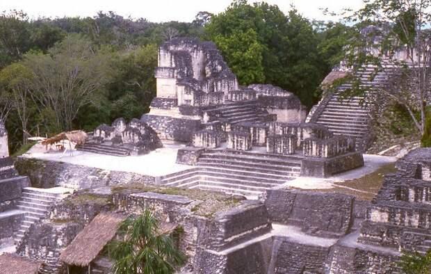Ртуть могла стать причиной вымирания древнего города майя
