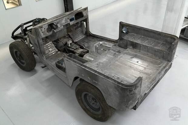 Вот это настоящая реставрация toyota, toyota land cruiser, авто, автомир, автомобили, олдтаймер, реставрация