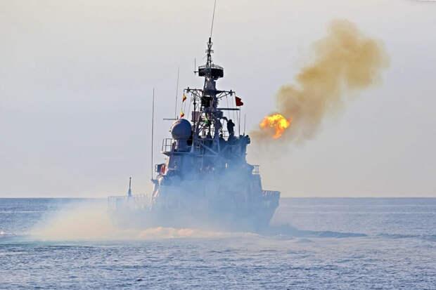 Это была тренировка: Россия будет страшно кошмарить Украину на море