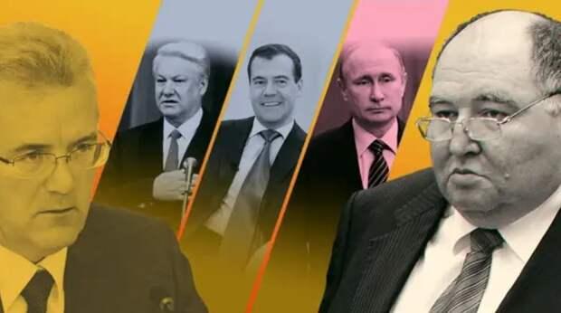 Нашпиговался на короне: что можно при Ельцине и Медведеве, а при Путине — нельзя