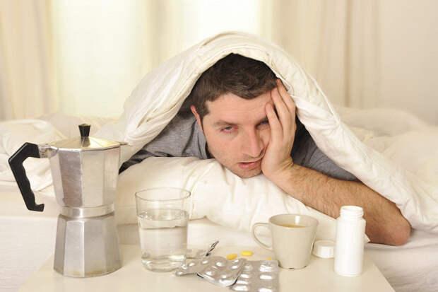 Нарколог назвал эффективные способы избавиться отпохмелья
