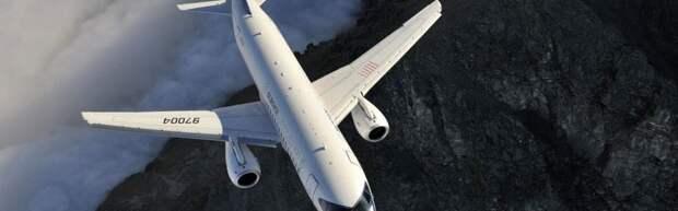 Таиландский стартап возьмёт шесть Superjet'ов