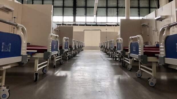 В Петербурге за прошедшие сутки 842 человека заболели коронавирусом
