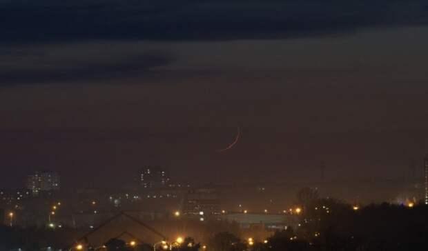Новый сезон. Омские астрономы заметили красивое небесное явление