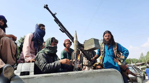 Талибы отправили тысячи бойцов в афганскую провинцию у границы с Таджикистаном