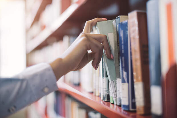 В библиотеку на Яблочкова завезли новые книги