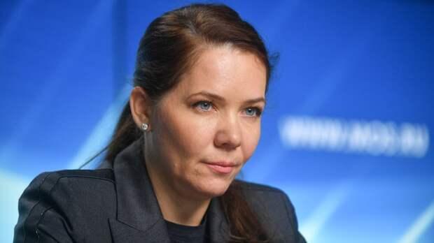 Ракова заявила о напряженности ситуации с COVID-19 в Москве