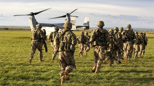 Баранец указал на предпосылки распада НАТО