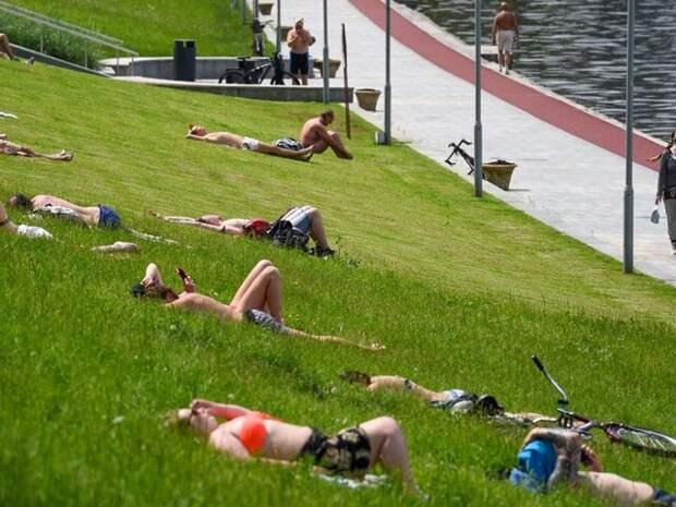 В Москве во вторник может быть побит температурный рекорд 19 века