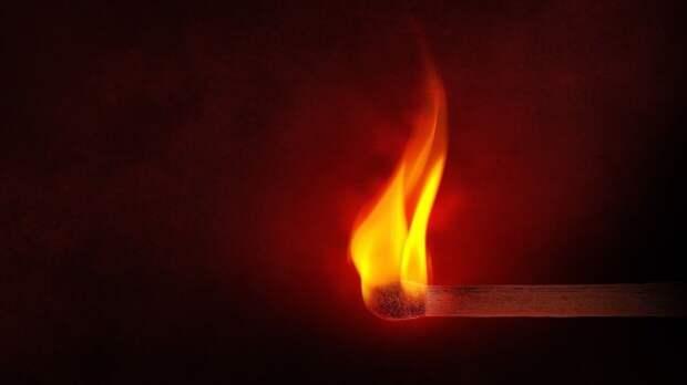 Киевлянина решили сжечь заживо за оскорбление ребенка