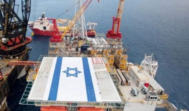«Левиафан» имени Chevron. Израиль впартнерстве сСША тоже хочет стать великой газовой державой