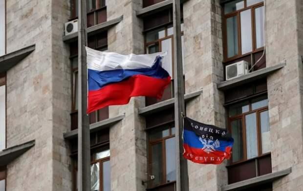 ДНР ведет переговоры с РФ о поставках в Донбасс газа отдельно от Киева