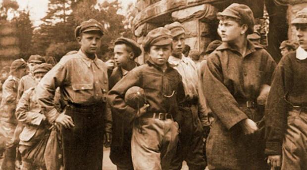 Как американцы спасли 800 наших детей во время Гражданской войны