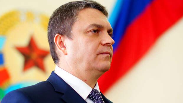 Глава ЛНР сообщил о переброске украинскими военными техники к линии соприкосновения