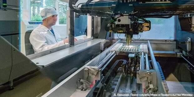 Москва и Пекин заключили соглашение о сотрудничестве в сфере инноваций. Фото: Д. Гришкин mos.ru