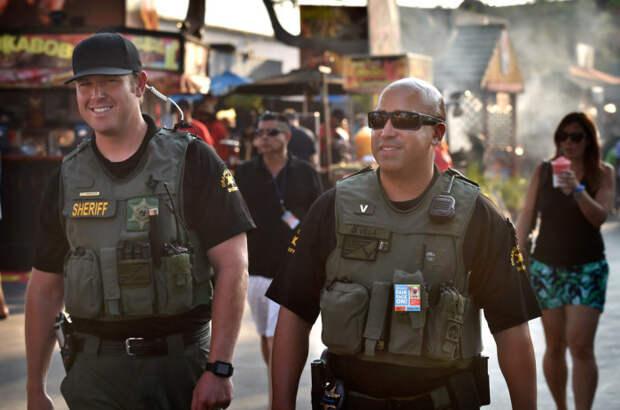 Занимаются шерифы буквально всем. |Фото: hplztp.ks.ua.