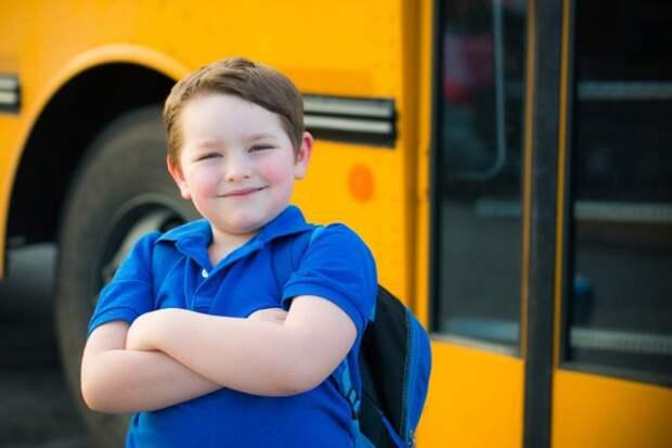 Водитель школьного автобуса удивил всех пассажиров