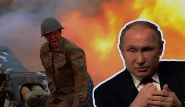 """""""Игра окончена"""": мудрый и неординарный ход Путина позволит объявить полностью беспилотную зону над Украиной. Зеленский негодует"""