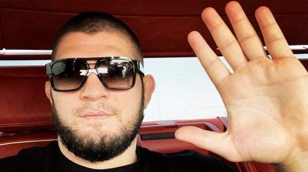 В «Легионе Динамо» прокомментировали информацию о предложении Нурмагомедову стать игроком клуба