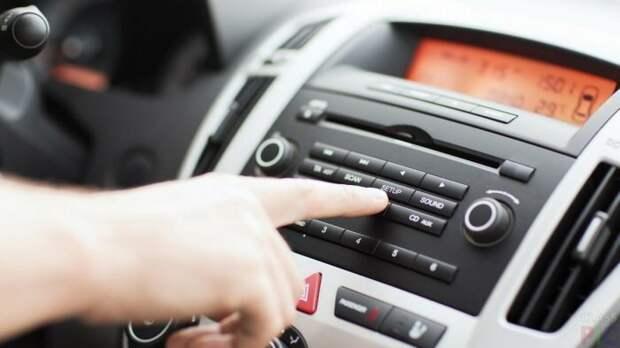 1. АМ-радио #авто, #автопроизводители, #бесполезное