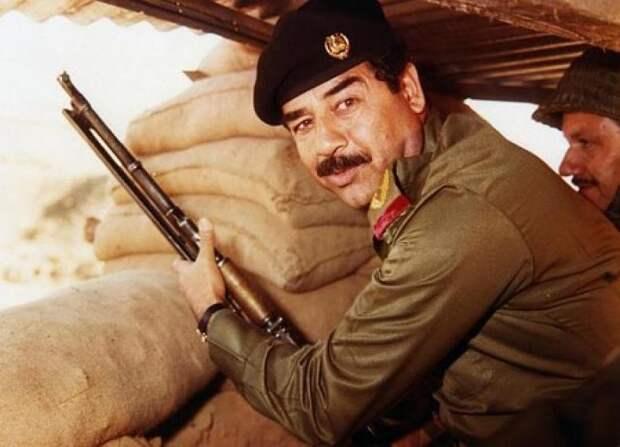Интересные факты о Саддаме Хусейне