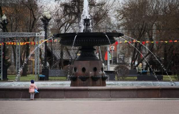 До плюс 20 градусов ожидается в Иркутской области 14 мая