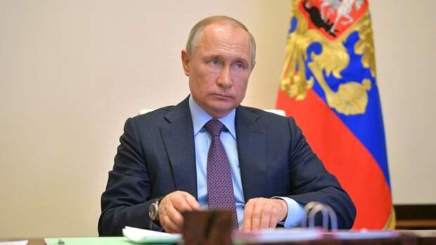Путин рассказал, когда у россиян может появиться коллективный иммунитет к коронавирусу