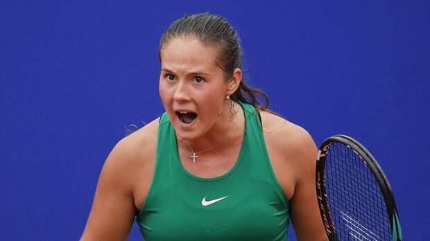 Касаткина проиграла Стивенс во втором круге турнира WTA в Парме