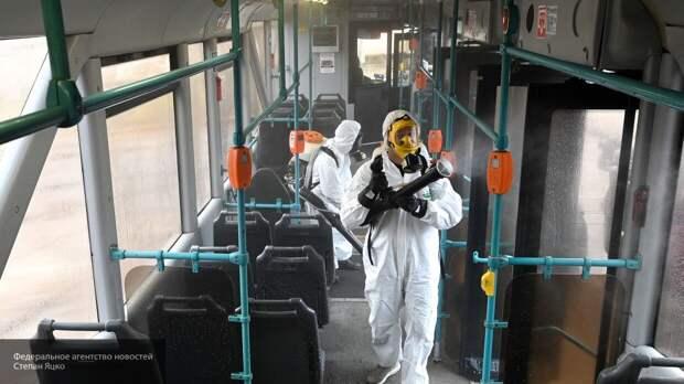 В России за сутки выявили ещё 10 559 зараженных СOVID-19