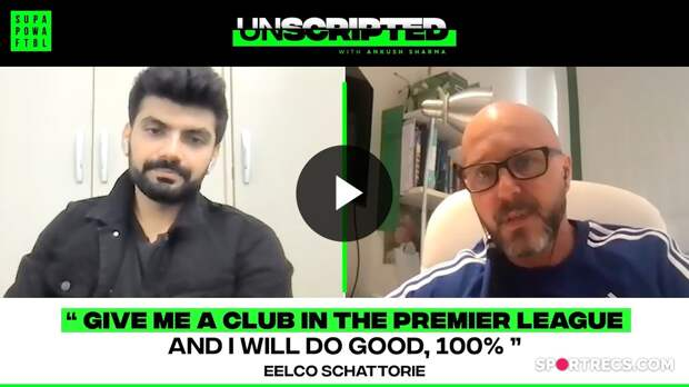 Eelco Schattorie says he will do great if he were to manage a Premier League club!