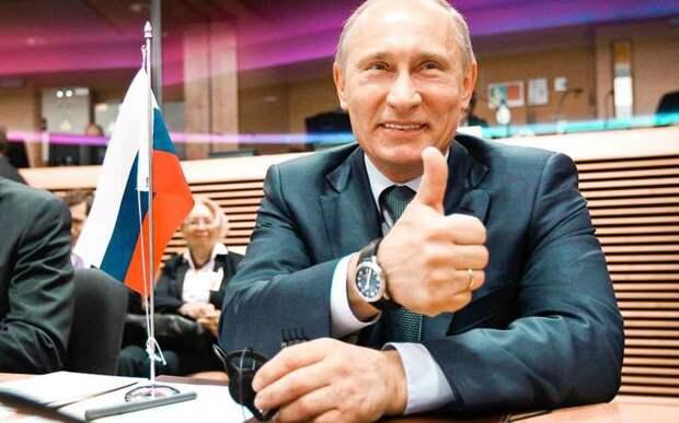 Немцы придумали, как наказать Путина за Сирию