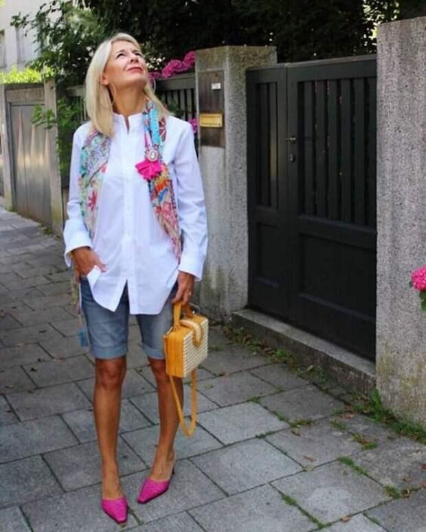 Готовимся к летнему сезону: советы для женщин 50+ от Эвелины Хромченко