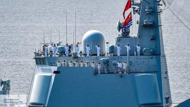 NetEase: помощь Китая в инциденте с американским эсминцем могла навредить России