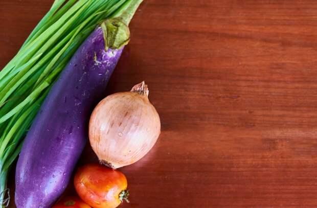 7 здоровых причин есть больше баклажанов