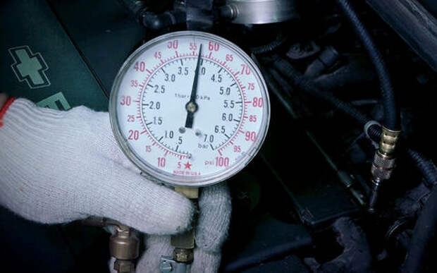 Диагностируем топливный насос