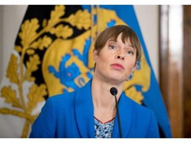 «А как же Керсти Кальюлайд?»: в Эстонии избран новый президент