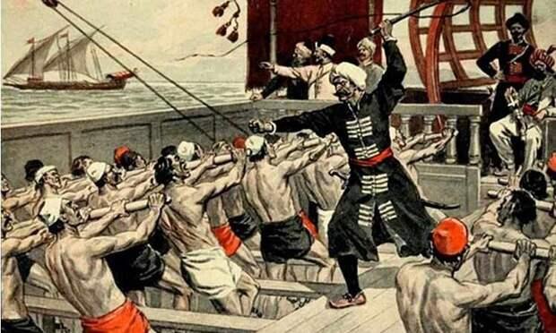 Голос Мордора: История рабовладельчества или Какие жизни важны