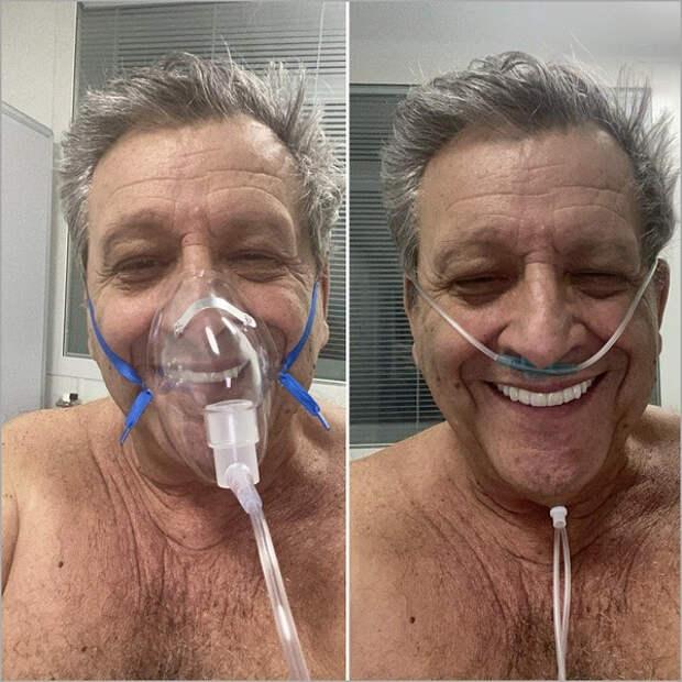 «75% поражения легких»: друзья о состоянии больного коронавирусом Бориса Грачевского
