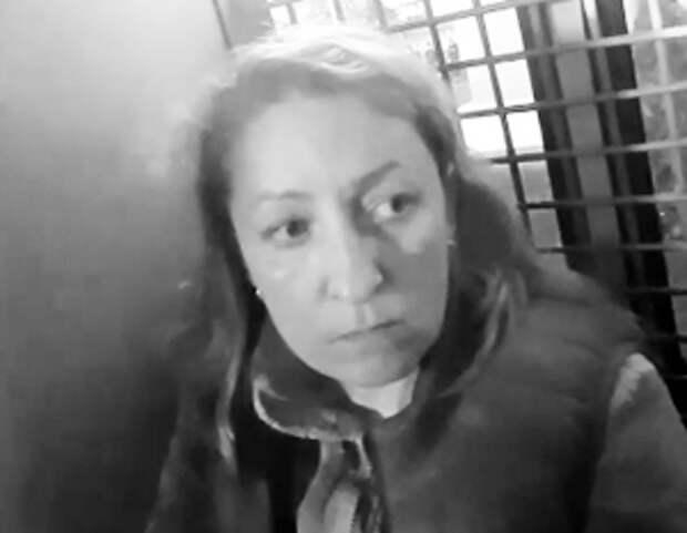 Опубликовано видео с инструктажем гражданки США для задержанных в автозаке