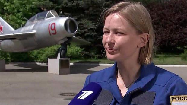 Космонавт Юлия Пересильд и десакрализация космонавтики