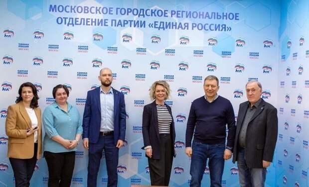 В Москве завершилось предварительное  голосование «Единой  России»