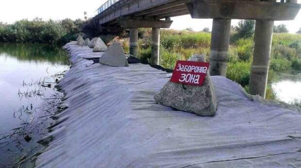 Киев никак не ожидал такой расплаты за водную блокаду Крыма
