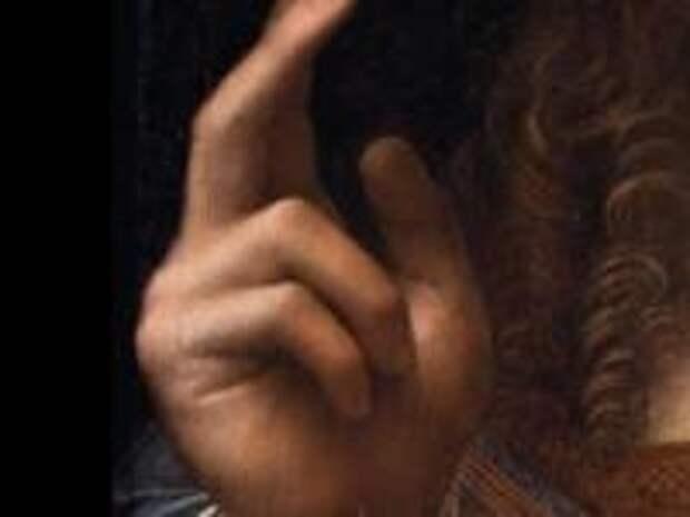 «Сальватор Мунди» - послание Леонардо да Винчи