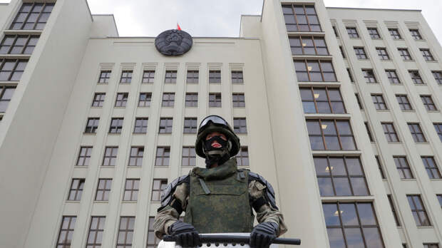 КГБ Белоруссии заявил о связи задержанного Зенковича со спецслужбами США