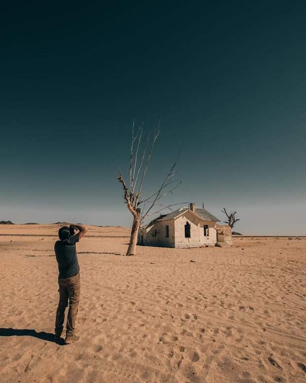 Жизнь планеты и планета жизни на захватывающих фотографиях Симоне Арманни