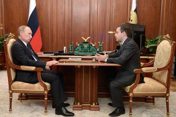 Путин поддержал идею информационного суверенитета России