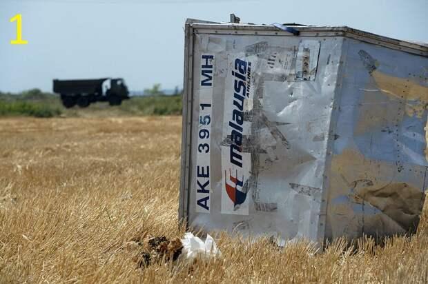 Антипов опубликовал новые доказательства, опровергающие версию Запада по крушению MH17