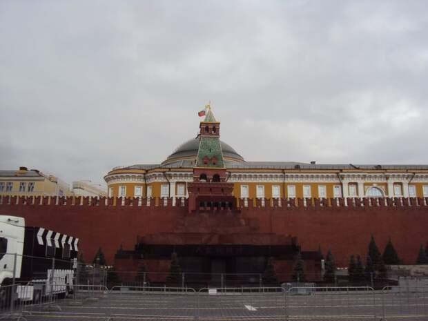 Идею захоронения Ленина поддержали 40% респондентов